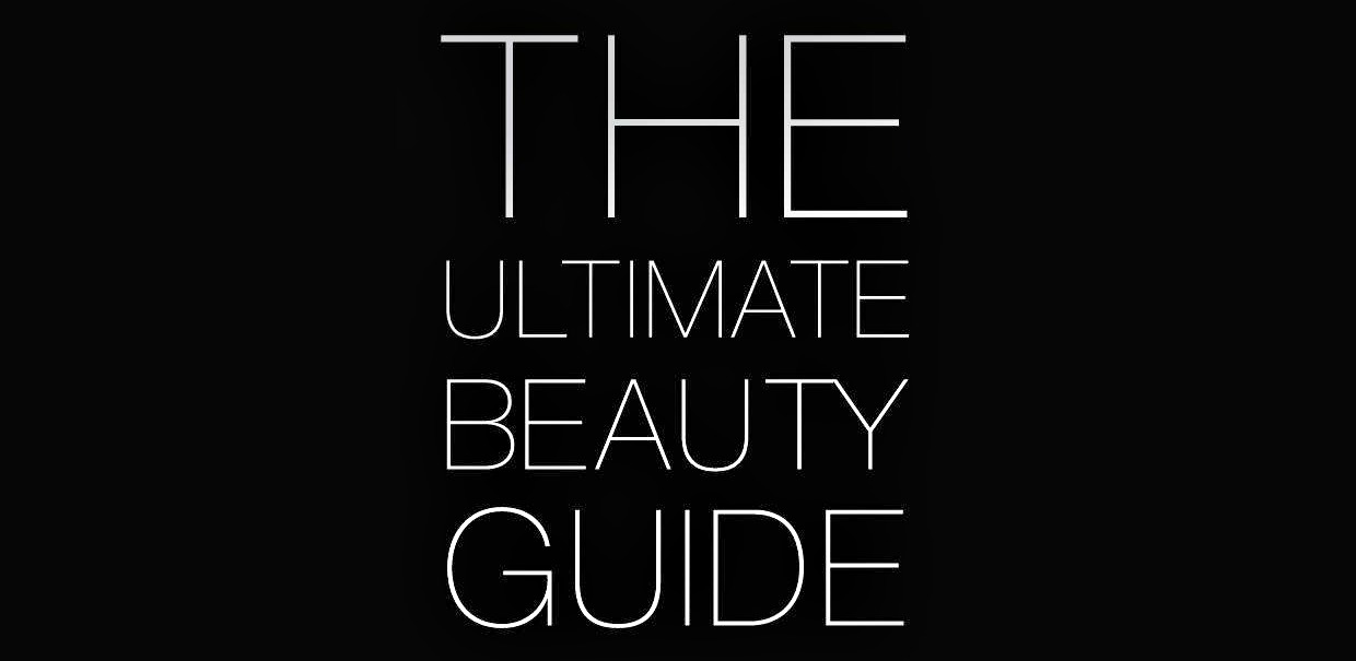the ultimate beauty guide